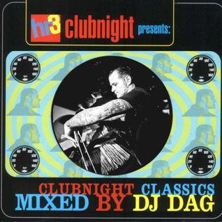 DJ DAG @ HR3 Clubnight [03-06-1995] Techno-Classics