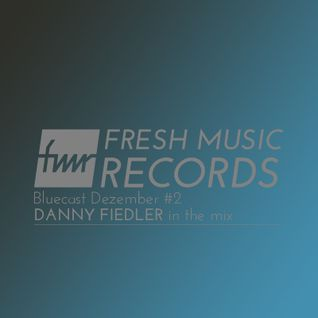 FMR_PODCAST_BLUECAST#2_DECEMBER with Artist DANNY FIEDLER in the mix