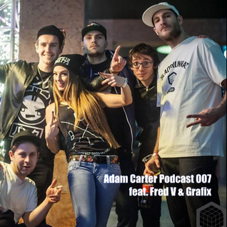 Adam Carter Podcast 007 - Winter DnB Mix