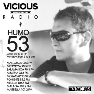 Humo 53 on Vicious Radio 27/10/2014