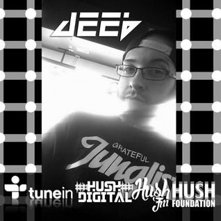 đRum & Bass Friday's with @BrandonDNB on @HushFMRadio (8-26-2016)