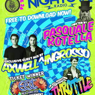 Night Owl Radio 026 ft. Axwell Λ Ingrosso and Throttle