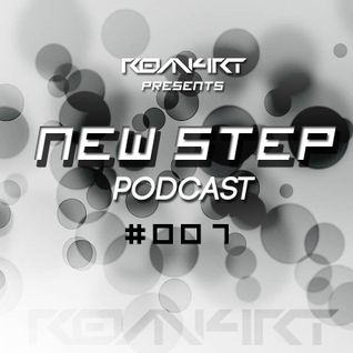 "Revn4rt Presents ""New Step Podcast"" - 007"