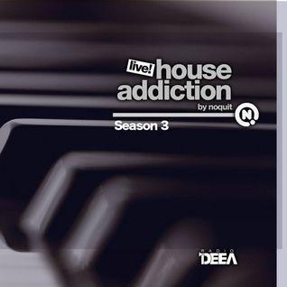 House Addiction Live Season 3 Ep 09 06.11.2013