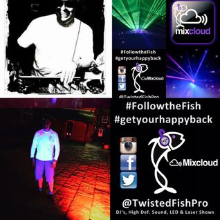 #YoDJRockThisParty by @TwistedFishDJ & #DJ @GarySBaker #Back2Back in the #Mix