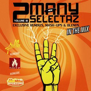 2 Many Selectaz Vol.3