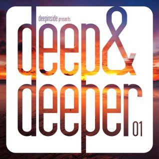DEEPINSIDE presents DEEP & DEEPER Vol.01