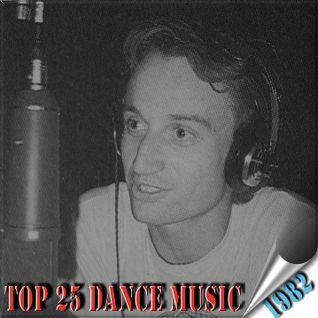 Faber Cucchetti: la TOP 25 DANCE dell'anno 1982 su Radio Dimensione Suono