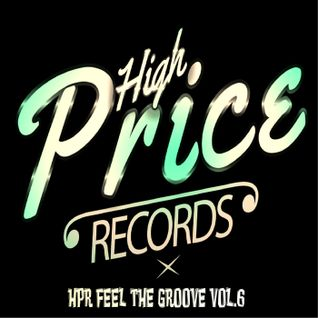 HPR FEEL THE GROOVE VOL.6 Disco Ball'z
