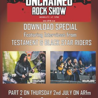 The Unchained Rock Show Download Festival 2015 Review Pt 2