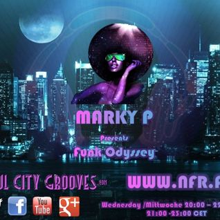 Episode 106 Marky P Presents Funk Odyssey Soulfully Funk'D 10th April 2013