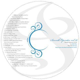 Smooth Operator Vol,26 J-POP Mix