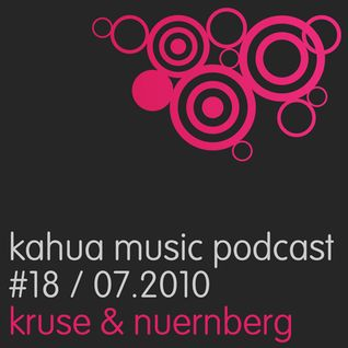 Kahua Music Podcast #18 - Kruse & Nuernberg