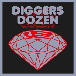 Sam Don (Anomalous) - Diggers Dozen Live Sessions (July 2016 London)