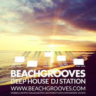 Casasoul Radio Show @ Beachgrooves Radio Vol 3