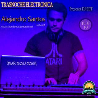 Santosa @ Trasnoche Electronica (10-10-2013)