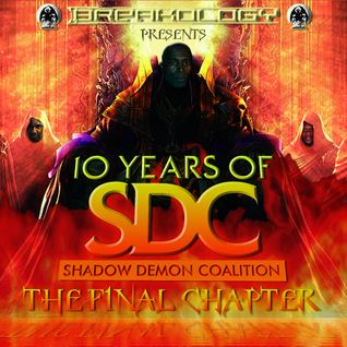 Grooverider & Harry Shotta @ Breakology Presents 10 Years Of Shadow Demon Coalition