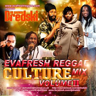 Dj Dredski present evafresh reggae culture mix vol.2