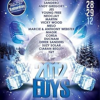 Vocal Trance End Of Year Special 2012