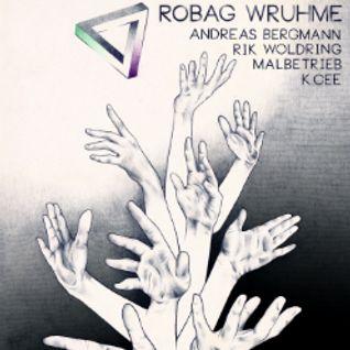 Malbetrieb (Klopfgeist) @ Sunday Afternoon Collective presents Robag Wruhme at Paradigm Groningen NL