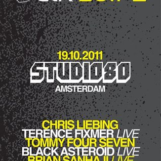 Black Asteroid Live @ CLR Night, (ADE Special,Studio 80) 19.10.11