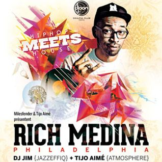 Rich Medina @ Meets, Djoon, Friday April 6th, 2013