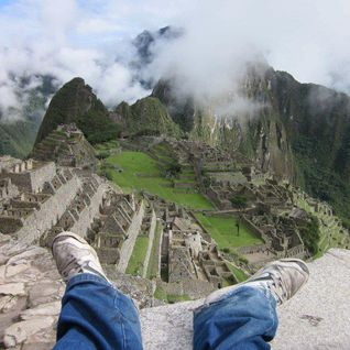 Machu Picchu (vinyl tech mix) - 12.02.11