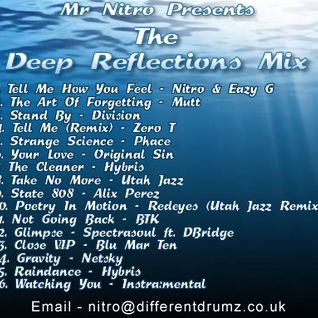 Sun&Bass DJ Competition Mix - Mr Nitro