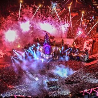 3 Are Legend (Steve Aoki & Dimitri Vegas & Like Mike) @ Mainstage, Tomorrowland, Belgium 2015-07-26
