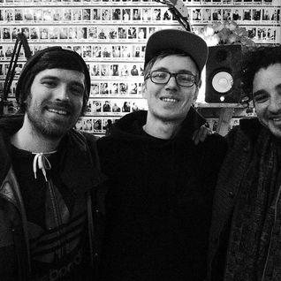 Kast with Jeen Bassa & Mr Slipz - Oct 2016