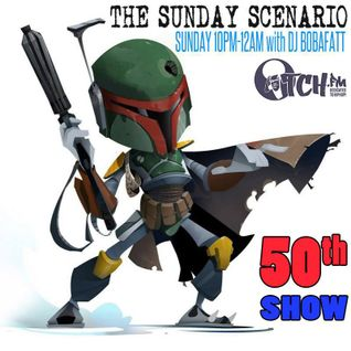 The Sunday Scenario 50 | Live on Itch FM 26.10.14