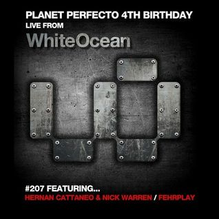Hernan Cattaneo and Nick Warren - Live At White Ocean, Burning Man 2014, Nevada, USA (26-08-2014)