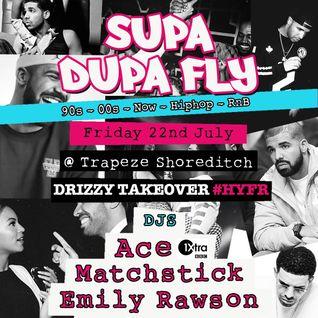 Drizzy Drake mix - DJ Matchstick