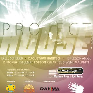 Deep House warm Up Moom Project House