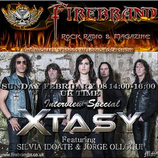 The Michael Spiggos Melodic Rock Show 08.02.2015