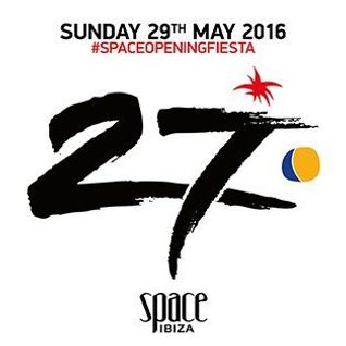 Technasia @ Space Opening Fiesta, Space Ibiza - 29 May 2016