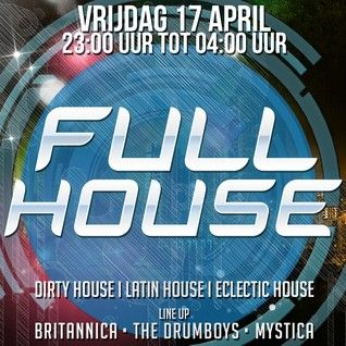 Full House 4.0 mixed by Mystica