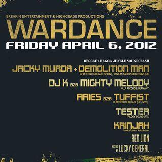 Jacky Murda 2009 Mix - Wardance Promo