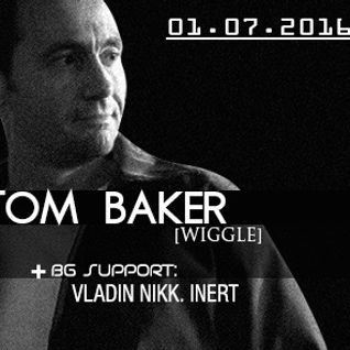 Tom Baker Live @ EGGO Beach La Playa - July 2016