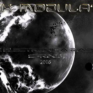 Dark Electronica Radio Show Spring Mix From DJ DARK MODULATOR
