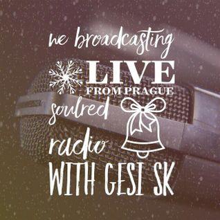 SoulRed Radio - Gesi - LIVE on Jungletrain 2015-12-23