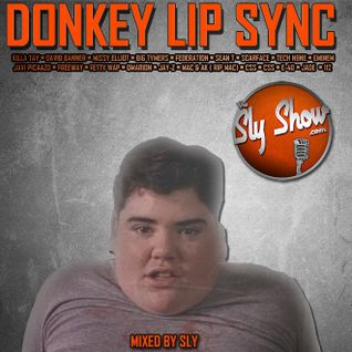 (Donkey Lip Sync: Mixed By Sly) David Banner, Mac & Ak ( RIP Mac), DJ Carnage (TheSlyShow.com)
