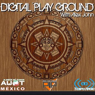 AWOT MX pres.DIGITAL PLAYGROUND(powered by Phoenix Trance Promotions)09072015