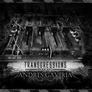 Transgressions Podcast 026-Andres Gaviria