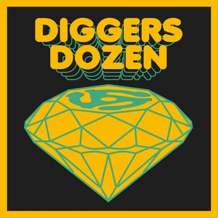 Dan Jose - Diggers Dozen Live Sessions (March 2014 London)