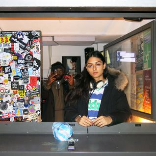 SOS Radio w/ Sofie & Knxwledge - 18th November 2015