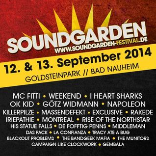 Se.Bastion @ Soundgarden Festival 2014