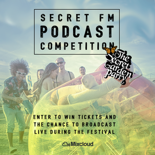 Secret FM Radio: Secret Garden Party 2015 – shouichi narita