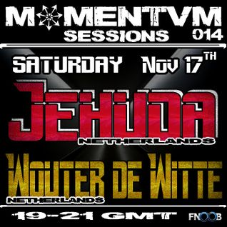Momentvm Sessions 014 - Jehuda - Wouter de Witte - 2012-11-17