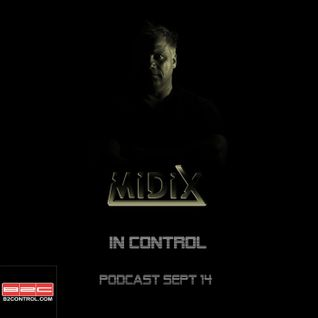 MIDIX September 14 Podcast In Control